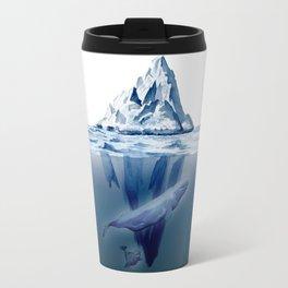 Belugas' Conversation Travel Mug