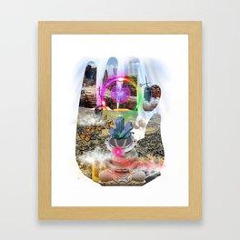 Sadahtay_QFO Framed Art Print