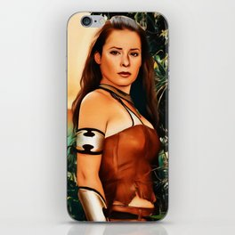 Charmed Valkyries iPhone Skin