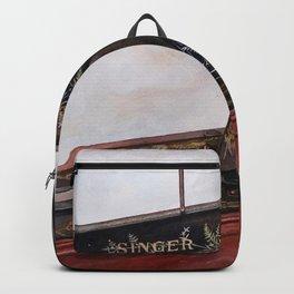 The machine IV Backpack