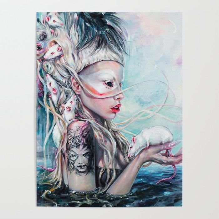 Yolandi The Rat Mistress  Poster