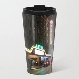 Aztec theater Travel Mug