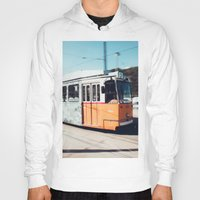 budapest hotel Hoodies featuring Budapest by Johnny Frazer