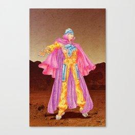 Villainess Canvas Print