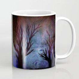 Night Trees Coffee Mug