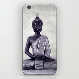 Buddha  - JUSTART © iPhone Skin