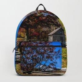 Fenced In Beauty in Virginia Backpack