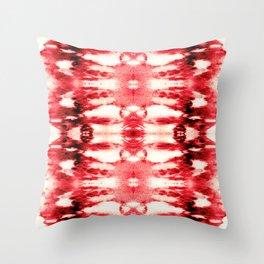 Tie-Dye Chili Throw Pillow