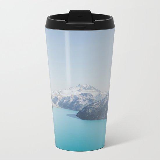 Canada Metal Travel Mug