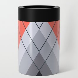 Iglu Living Coral Can Cooler