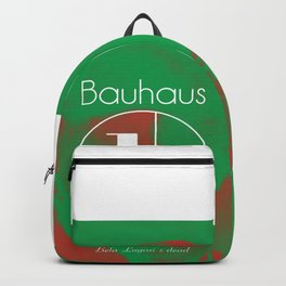 "Bauhaus ""Bela Lugosi's Dead"" Backpack"