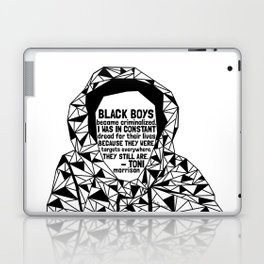 Trayvon Martin - Black Lives Matter - Series - Black Voices Laptop & iPad Skin