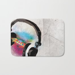 feeling sound Bath Mat