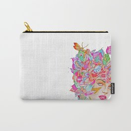 Growth, Wealth, Death Carry-All Pouch