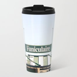 Funiculaire Travel Mug