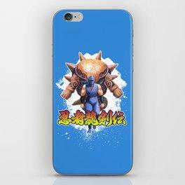 Ninja Gaiden iPhone Skin