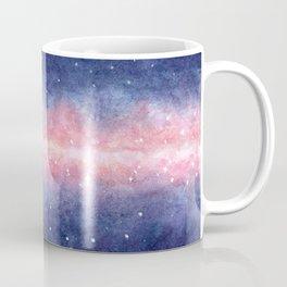 Watercolor Space Coffee Mug