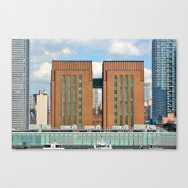 New York Ventilation Canvas Print
