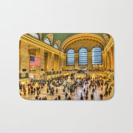 Grand Central Station New York Bath Mat
