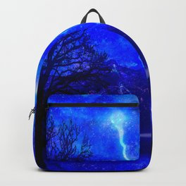 ELEPHANT LIGHTNING AND AFRICAN NIGHTS Backpack