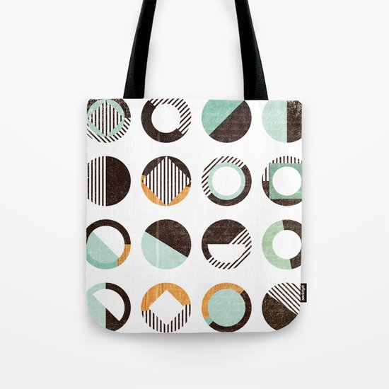 POINTS OF CONTACT Tote Bag