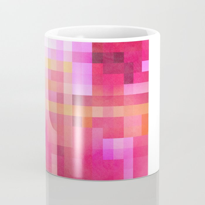 Pixel 1 Coffee Mug