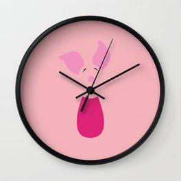 Winnie the Pooh - Piglet Wall Clock