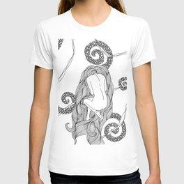Horror Vacui. T-shirt