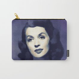 Lilli Palmer, Movie Legend Carry-All Pouch
