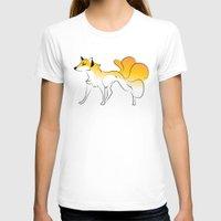 kitsune T-shirts featuring Kitsune by Anttu