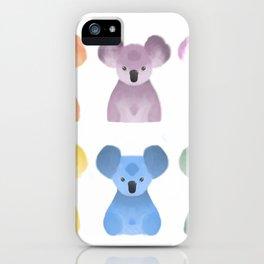 Gummy Koala bears  iPhone Case
