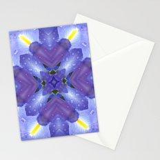 Water Drops Mandala Stationery Cards