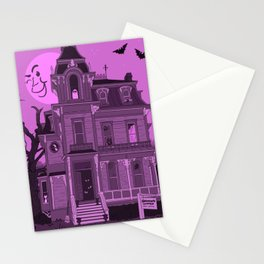 Spooky Roomies Stationery Cards