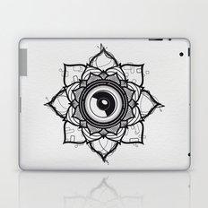 Flower music Laptop & iPad Skin