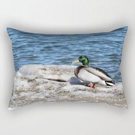 Cynical Rectangular Pillow