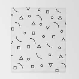 Papelillos  Throw Blanket