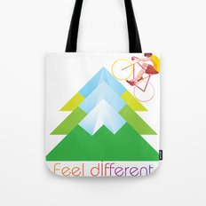 FEEL DIFFERENT Tote Bag