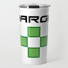 Charger Travel Mug