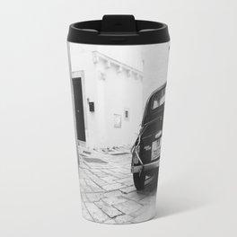 Time travel in Martina Franca Travel Mug