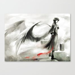 One More Miracle Canvas Print