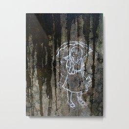 Wet and Dry Season Metal Print