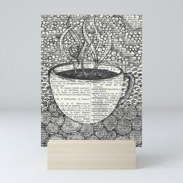Toasty Mini Art Print