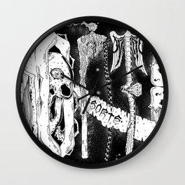 Sorte Santeria Wall Clock