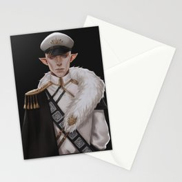Wolf general Stationery Cards