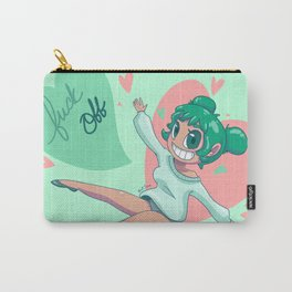 F off with Love <3 Carry-All Pouch
