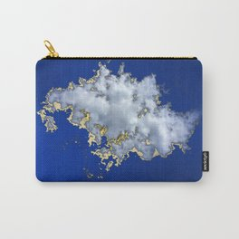 Little Golden White Cloud in a Blue Blue Sky Carry-All Pouch