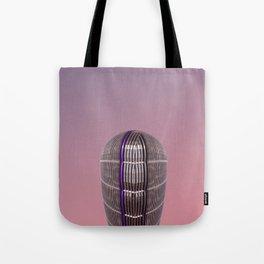 LND CLR X-6 London Colour Architecture Art Tote Bag