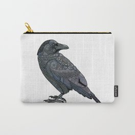 Celtic Raven Carry-All Pouch