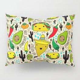 Kawaii Fiesta Pillow Sham