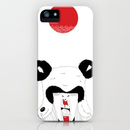 Pand'Hat iPhone Case
